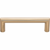 Top Knobs - Lynwood Collection - Kinney Pull 3 3/4 Inch - Honey Bronze - TK941HB