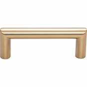 Top Knobs - Lynwood Collection - Kinney Pull 3 Inch - Honey Bronze - TK940HB