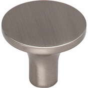 Top Knobs - Lynwood Collection - Marion Knob 1 1/4 Inch - Brushed Satin Nickel - TK913BSN