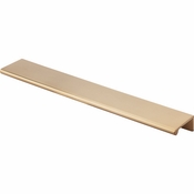"Top Knobs - Mercer Collection - Europa Tab Pull 10"" - Honey Bronze - TK505HB"