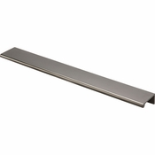 "Top Knobs - Mercer Collection - Europa Tab Pull 12"" - Ash Gray - TK506AG"