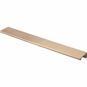 "Top Knobs - Mercer Collection - Europa Tab Pull 12"" - Honey Bronze - TK506HB"