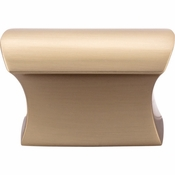 Top Knobs - Mercer Collection - Glacier Knob 1 1/2 Inch - Honey Bronze - TK551HB
