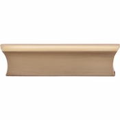 Top Knobs - Mercer Collection - Glacier Pull 3 Inch (c-c) - Honey Bronze - TK553HB