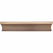 Top Knobs - Mercer Collection - Glacier Pull 5 Inch (c-c) - Honey Bronze - TK554HB