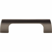 Top Knobs - Mercer Collection - Holland Pull 3 3/4 Inch (c-c) - Ash Gray - TK543AG