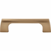 Top Knobs - Mercer Collection - Holland Pull 3 3/4 Inch (c-c) - Honey Bronze - TK543HB