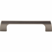 Top Knobs - Mercer Collection - Holland Pull 5 1/16 Inch (c-c) - Ash Gray - TK544AG