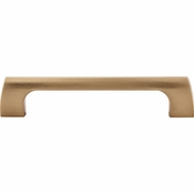 Top Knobs - Mercer Collection - Holland Pull 5 1/16 Inch (c-c) - Honey Bronze - TK544HB