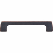 "Top Knobs - Mercer Collection - Holland Pull 5 1/16"" (c-c) - Umbrio - TK544UM"