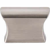 "Top Knobs - Mercer Collection - Glacier Knob 1 1/2"" - Brushed Satin Nickel - TK551BSN"