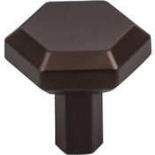 "Top Knobs - Serene Collection - Lydia Knob 1 1/8"" - Oil Rubbed Bronze - TK791ORB"
