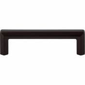 "Top Knobs - Serene Collection - Lydia Pull 3 3/4"" (c-c) - Oil Rubbed Bronze - TK793ORB"
