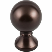"Top Knobs - Serene Collection - Kara Knob 1"" - Oil Rubbed Bronze - TK801ORB"