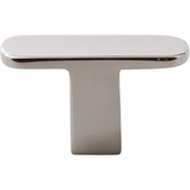 "Top Knobs - Stainless II Collection - Knob 1 5/8"" - Polished Stainless Steel - SS119"