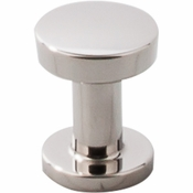 "Top Knobs - Stainless II Collection - Knob 13/16"" - Polished Stainless Steel - SS41"