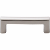 "Top Knobs - Stainless II Collection - Pull 3 3/4"" (c-c) - Polished Stainless Steel - SS53"