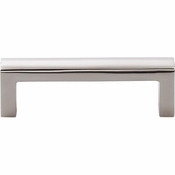 "Top Knobs - Stainless II Collection - Pull 3 3/4"" (c-c) - Polished Stainless Steel - SS87"