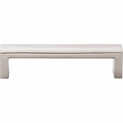"Top Knobs - Stainless II Collection - Pull 5 1/16"" (c-c) - Brushed Stainless Steel - SS97"