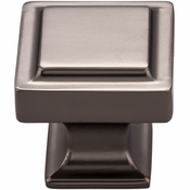 Top Knobs - Transcend Collection - Ascendra Knob 1 1/4 Inch - Ash Gray - TK702AG