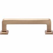 Top Knobs - Transcend Collection - Ascendra Pull 3 3/4 Inch (c-c) - Honey Bronze - TK703HB