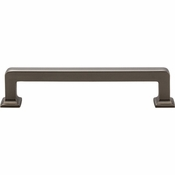 Top Knobs - Transcend Collection - Ascendra Pull 5 1/16 Inch (c-c) - Ash Gray - TK704AG