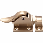 Top Knobs - Transcend Collection - Cabinet Latch 1 15/16 Inch - Honey Bronze - TK729HB