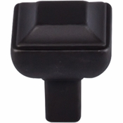 "Top Knobs - Transcend Collection - Podium Knob 1"" - Sable - TK670SAB"