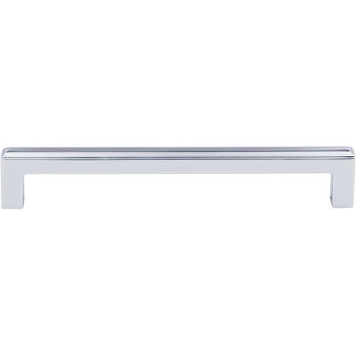 Top knobs transcend collection tk674pc polished chrome for Canac kitchen cabinets for sale
