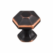 "Top Knobs - Transcend Collection - Spectrum Knob 1"" - Umbrio - TK711UM"