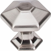 "Top Knobs - Transcend Collection - Spectrum Knob 1 1/8"" - Brushed Satin Nickel - TK712BSN"