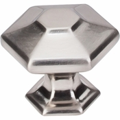 "Top Knobs - Transcend Collection - Spectrum Knob 1 1/4"" - Brushed Satin Nickel - TK713BSN"