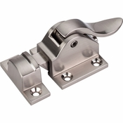 "Top Knobs - Transcend Collection - Cabinet Latch 1 15/16"" - Brushed Satin Nickel - TK729BSN"