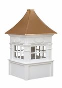 Tremont Style - Windowed Cupola - Signature Series