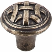 "Top Knobs - Tuscany Collection - Celtic Knob Small 1"" - German Bronze - M165"