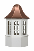 Villa Style - Windowed Cupola - Estate Series