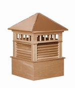 Waterford Style - Transom Window Cupola - Select Series