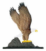 "Whitehall Products - 30"" Eagle Weathervane - Rooftop Color Aluminum - 03048"