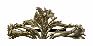 Whitehall Products - Butterfly Hose Holder - French Bronze