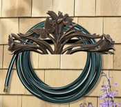 Whitehall Products - Butterfly Hose Holder - Oil Rub Bronze