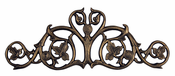 Whitehall Products - Foliate Hose Holder - French Bronze