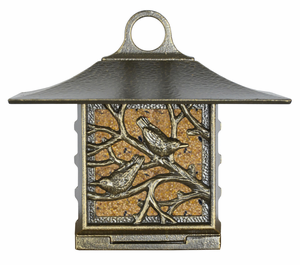 Whitehall Products - Nuthatch Suet Feeder - French Bronze