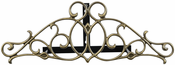 Whitehall Products - Tendril Hose Holder - French Bronze