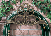 Whitehall Products - Victorian Hose Holder - French Bronze