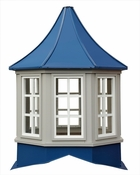 Winchester Style - Octagon Louvered Cupola - Sundance Series