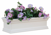 Capital Outdoor Accents - Window Box - Albany