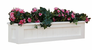 Capital Outdoor Accents - Window Box - Boston