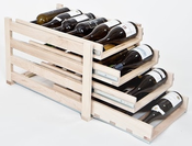 Wine Logic 24 Bottle In-Cabinet Wine Rack