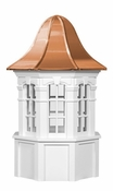 Yarmouth Style - Windowed Cupola - Signature Series