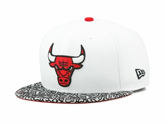 "Chicago Bulls Air Jordan III ""Free Throw Line / JTH"" Matching New Era Snapback"